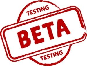 beta testing logo