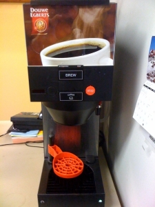 automatic coffee system