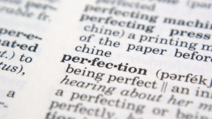 perfection entry in dictionary