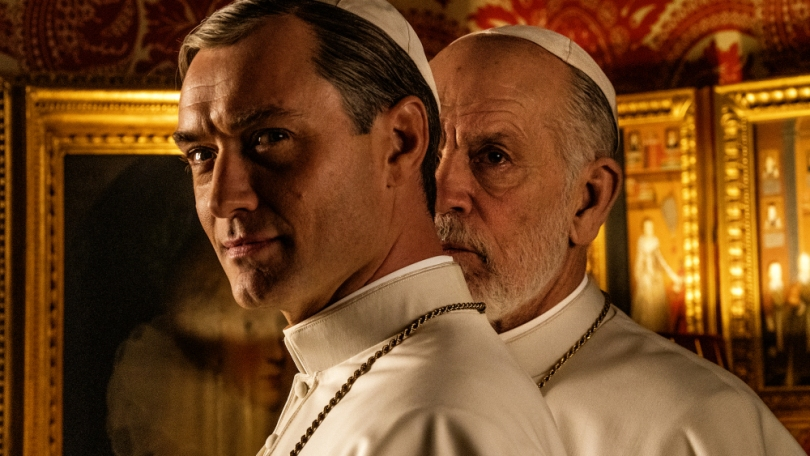jude law as pope